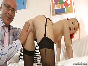 Picture Blonde Beauty Get Fuck Hard