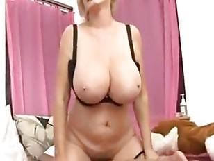 Huge milf tits