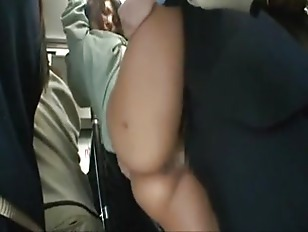 Picture Asian Pussy Offering On The Bus