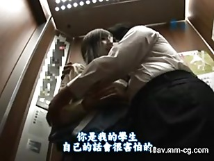 Picture Asian Chick Bj Play In Elevator