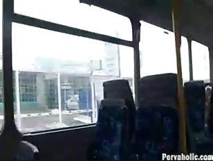 Sex on Public Bus Caught on Am