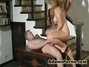Hairy Whore Needs All The Cock She Can Get
