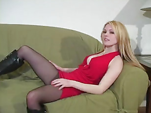 Picture Jayme Langford Pantyhose Scene 1