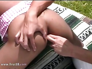 Brutal anal sex with amateur t