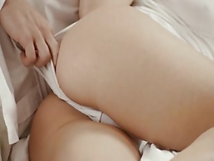 Blonde angel penetrated in hot