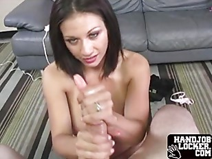 Teen plays with vibrator then