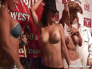 Big Breasted Girls Love Posing