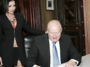 Picture Jessica Jaymes On The Job Training