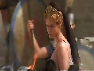 Sienna Guillory  Helen Of Troy