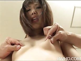Perky titty babe Ageha Kinashi