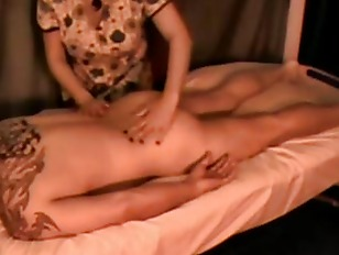 Happy Ending Massage Caught on