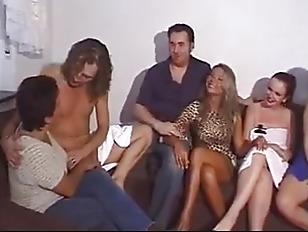 Milf orgy