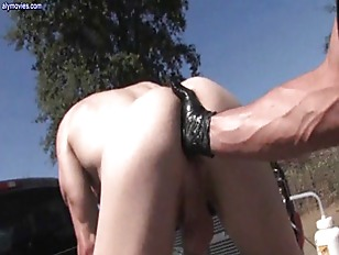 Picture Naughty Gay Gets His Asshole Fisted