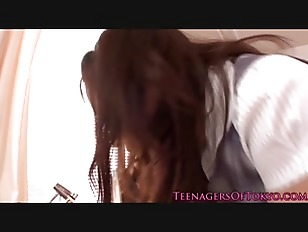 Picture Asian Young Girl 18+ Toyed In The Workplace...