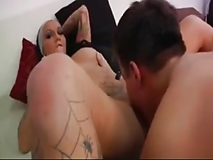 Picture Tattoed German Girl Gets Fucked By A Fan