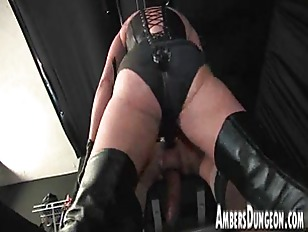 Picture Strap On Ass Dilling And Milking Of Helpless Male