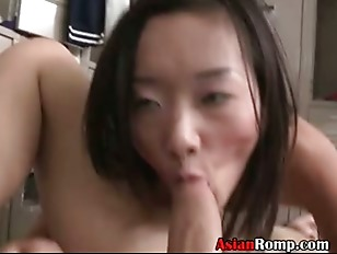 Picture Asian Locker Room Threesome P4