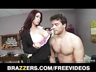 Picture HOT Redhead MILF Tiffany Mynx Punished For P...
