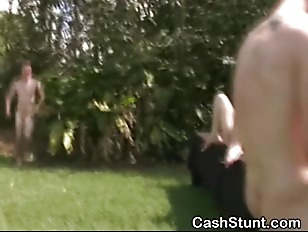Picture Amateur Couples Fuck During Money Talks Stun...