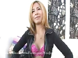 Sexy Latina Gets It Doggystyle