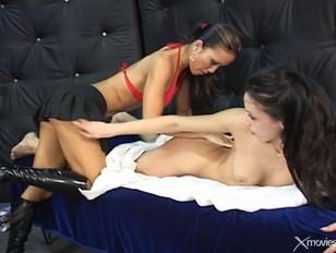 Picture Teanna Kai Fucks Layla Rivera Strap On Style