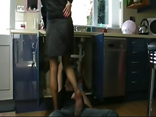 naught footjob