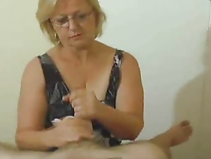 Picture Mrs Watson Gives Another Great Handjob