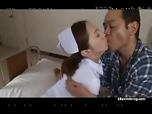 Picture Asian Nurse Ride On Her Patient
