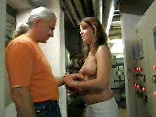 Picture Crazy German Bitch Makes Her Boss Pay