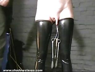 Picture Sensory Deprived Slaveslut Cherry Torns Leat...