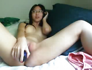 Asian girl masturbating part 2