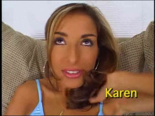 Karen Kam Fucked and Facialize