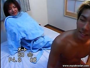 Asian hottie fucked like no to