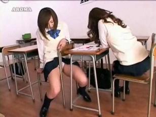 Horny asian schoolgirls