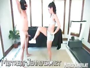 Jade Indica exercise torture