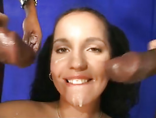 Picture Laura Lion Interracial Threesome