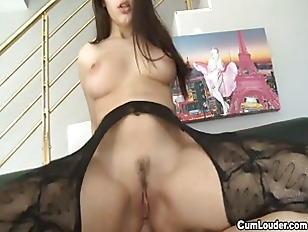 Picture Italian Girl Enjoys Two Big Dick In Her Ass...