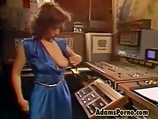 Masturbating In The Control Ro