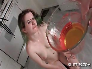 Lesbian woman naked