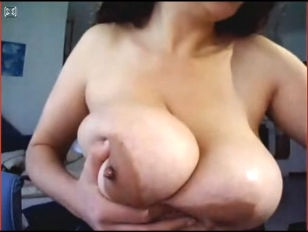 Picture Big Busty BBW Dancing And Playing In Webcam