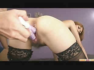 Picture Yuki Getting Her Pussy Fondled With Various...