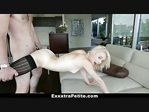 Picture ExxxtraSmall - Tight, Adult bitch Coed Takin...