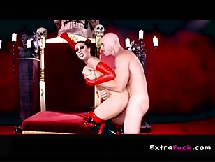 Picture A Horny Devil P1
