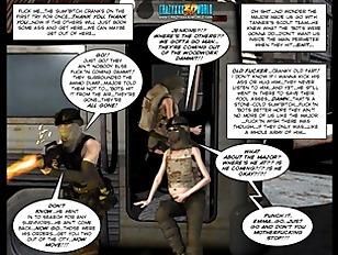 3d comic peccadillo episode 8