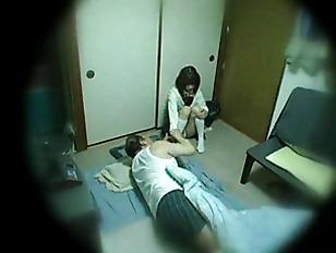Spycam Runaway Schoolgirl tric