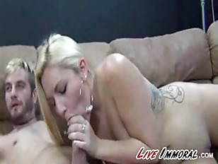 Picture Saucy Blond Does It All On Webcam