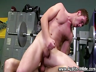 Austin Wilde gets a lot of coc