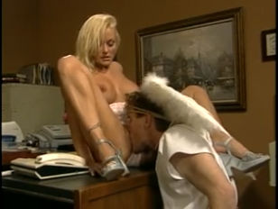 Stacy Valentine fucked by an a