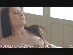Picture Nubile Films - Perfect Perky Tits Showered W...