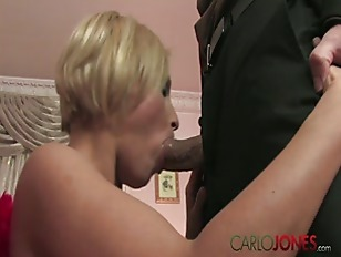 CarloJones Hot short haired bl